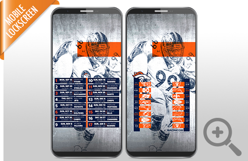 2020 Denver Broncos Schedule